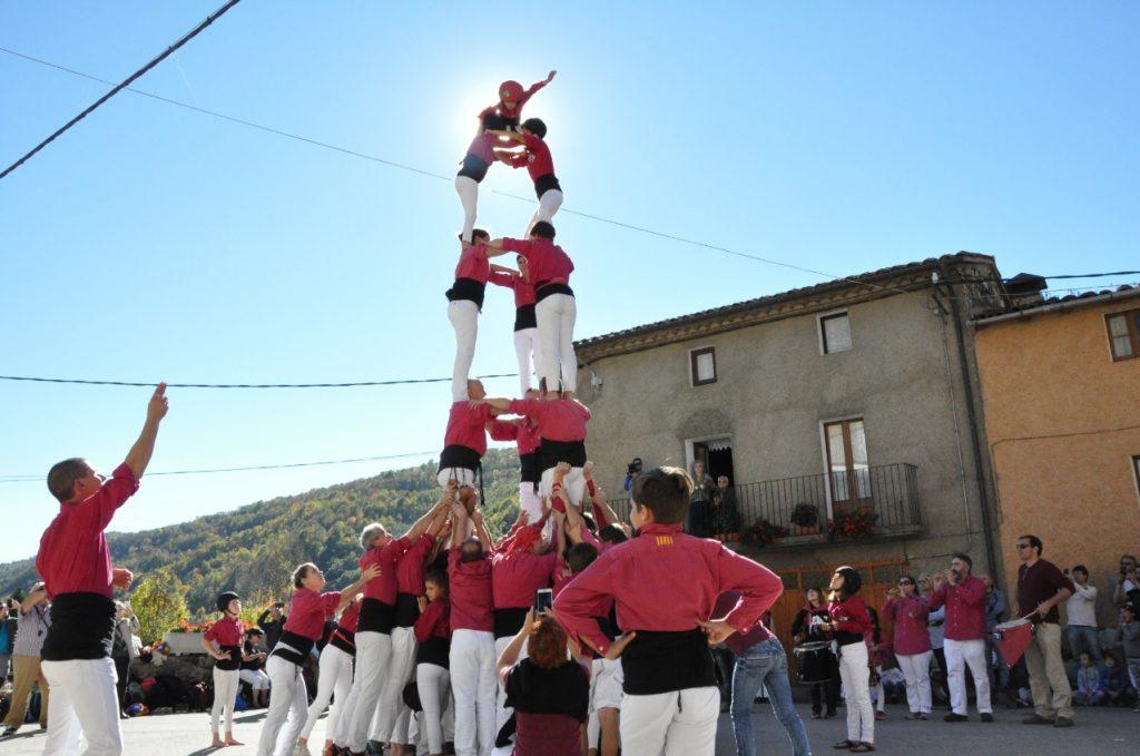 Diada agermanament 2016 Vilallonga