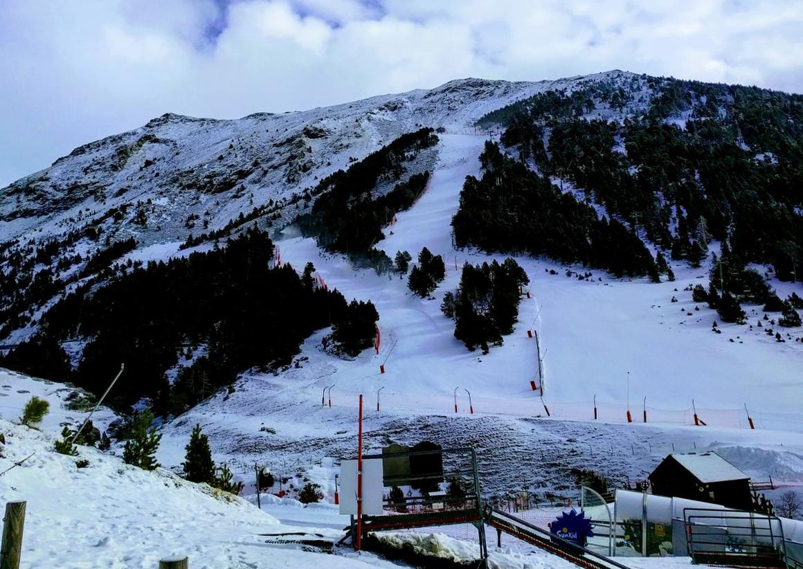 Estació d'esquí Ripollès