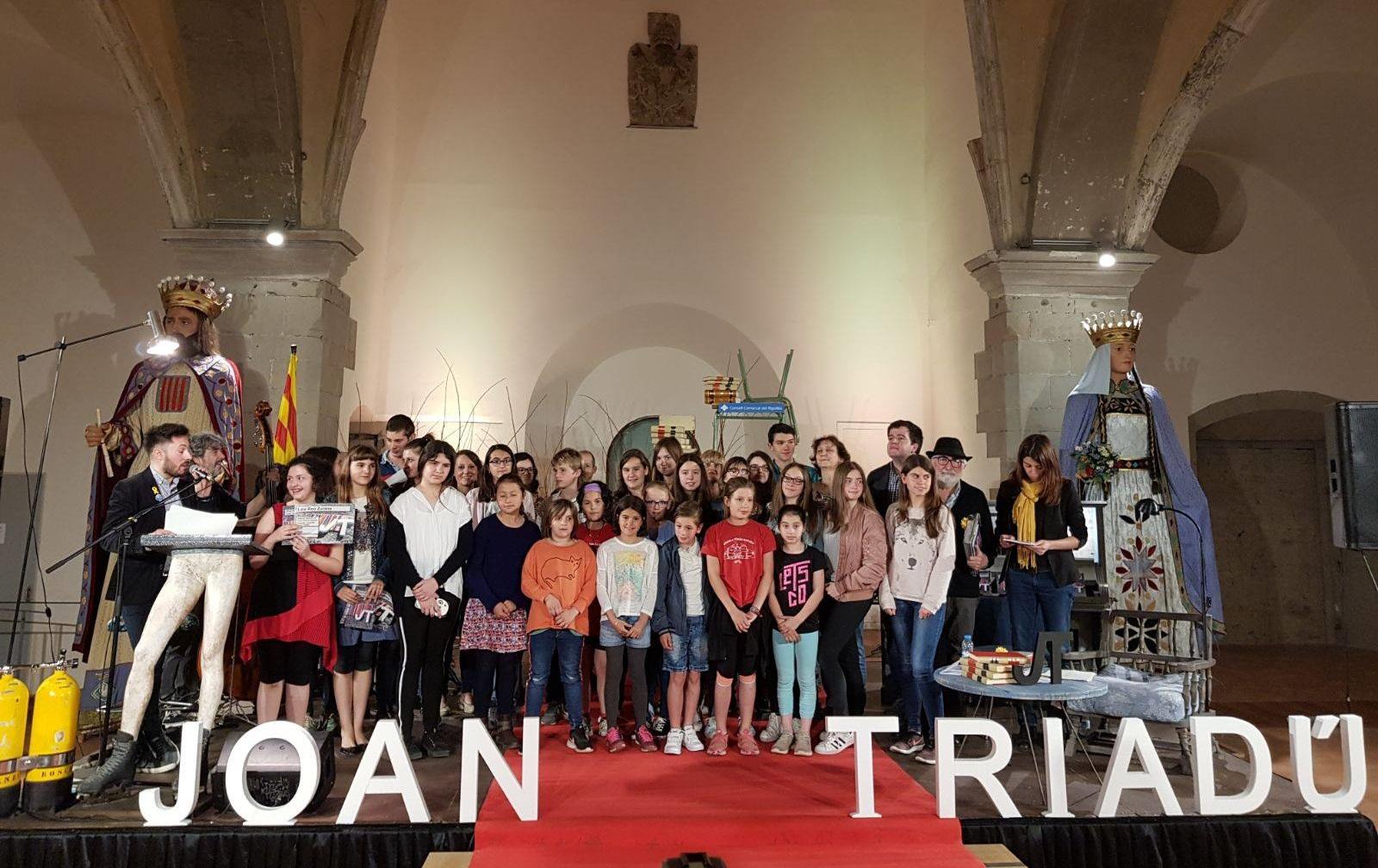 Gala Joan Triadú 2018