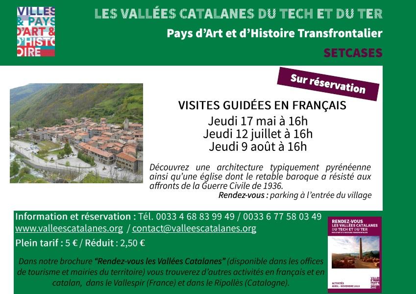 visites guiades Pays FR
