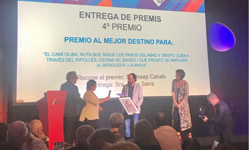 Premi Ali Bei Camí Oliba 2018