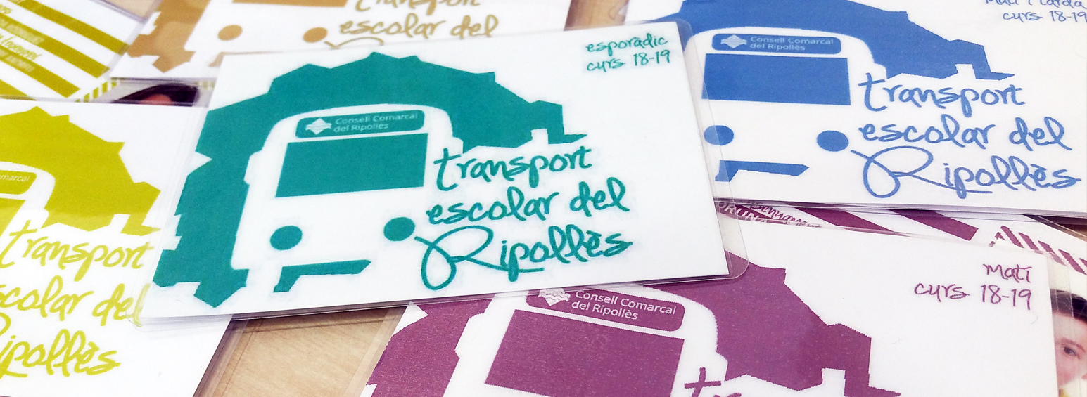 Transport escolar Ripollès