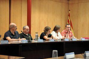 Ple consell comarcal del Ripollès 18 setembre 2018 Josep Coma