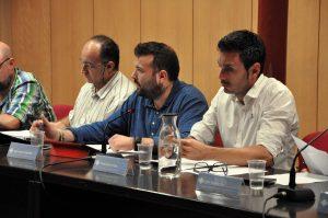 Ple consell comarcal del Ripollès 18 setembre 2018 Roger Bosch