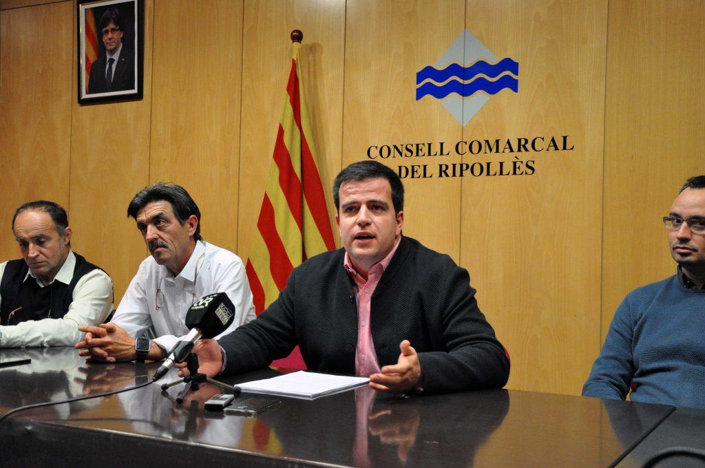 Renúncia Joan Manso, Eudald Picas, Josep Coma i Lluís López