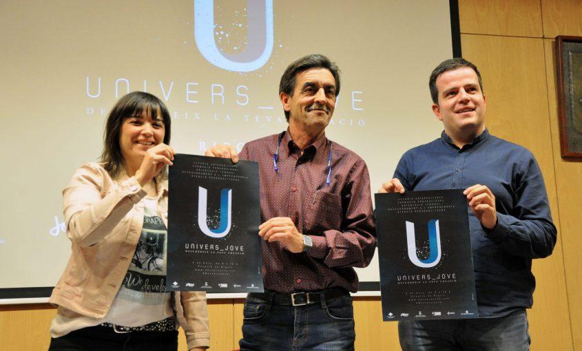 Presentació Univers Jove 2019