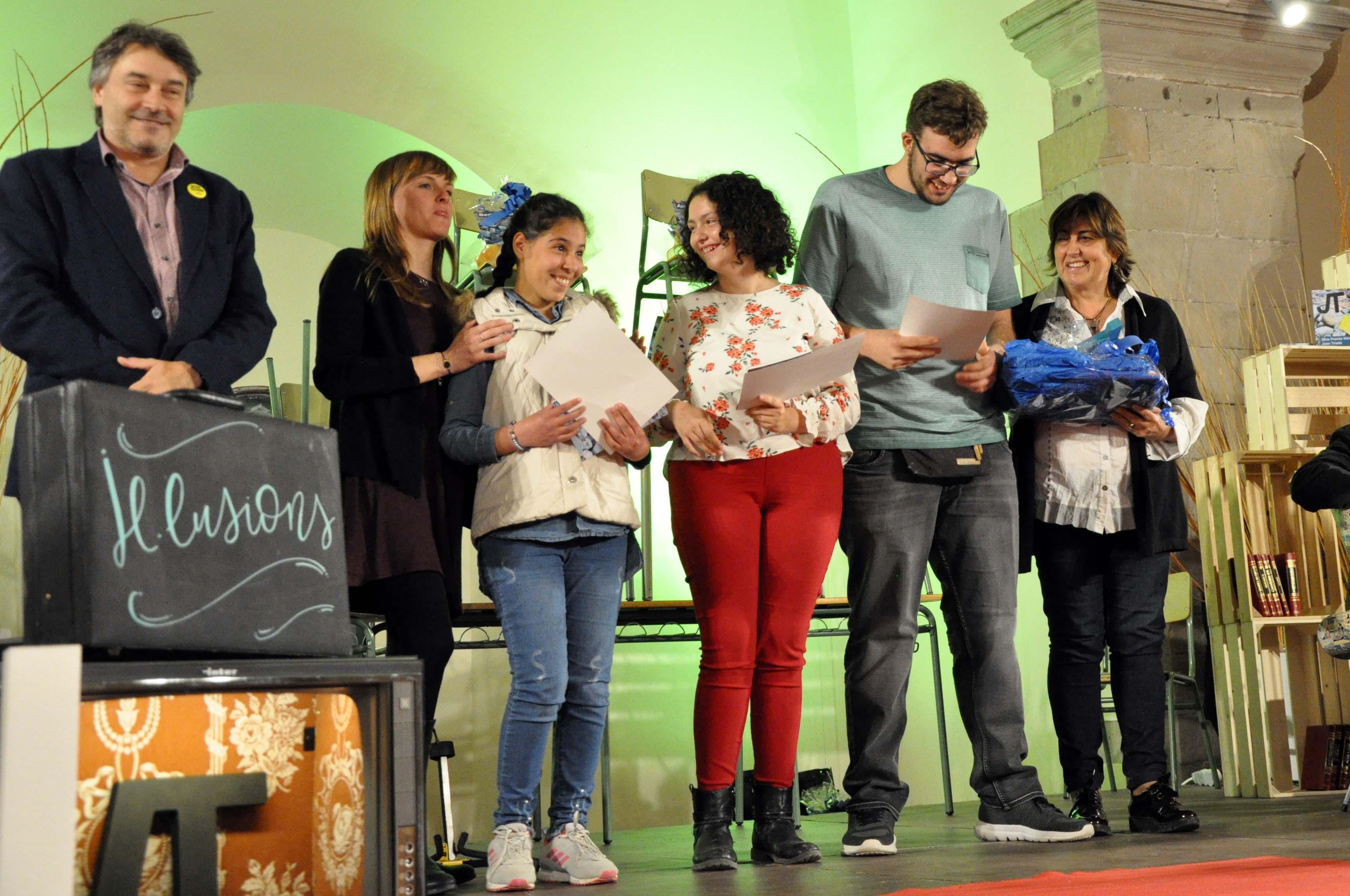 28ns Premis literaris infantils i juvenils Joan Triadú. Gala literària del Ripollès 2019.