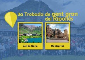 Votació Trobada gent gran del Ripollès 2019.