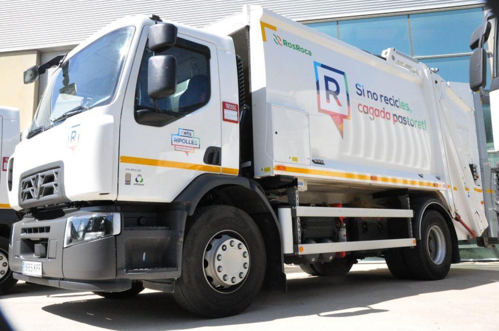 presentació camions residus 20190618