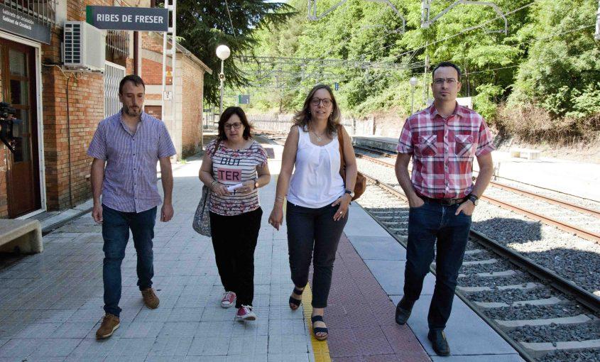 manteniment R3 Ripollès alcaldes consell comarcal 2019