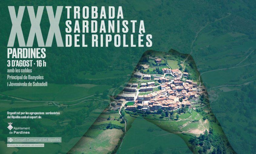 Trobada sardanista del Ripollès 2019