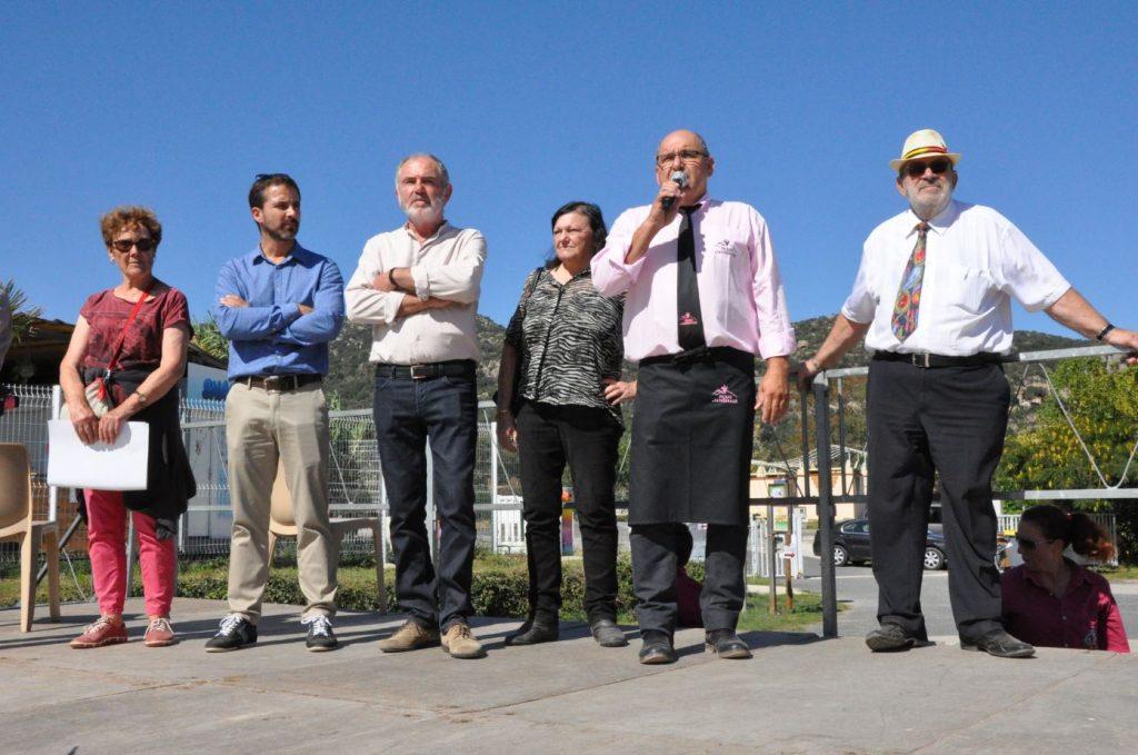 Diada de l'agermanament Ripollès Conflent 2019 Vinçà