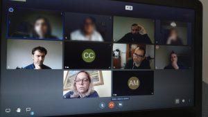 comissio informativa videoconferència 20200421