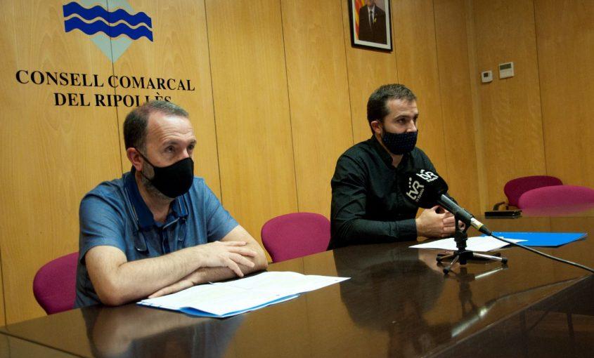 Subvencions Joaquim Colomer Josep Maria Creixans