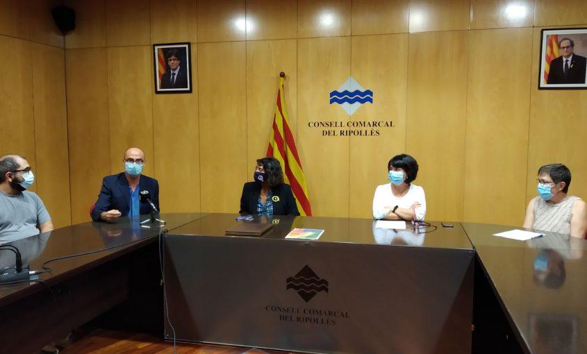 Pla comarcal LGBTI Ripollès